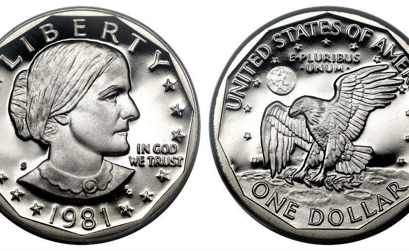 The Susan B. Anthony Dollars