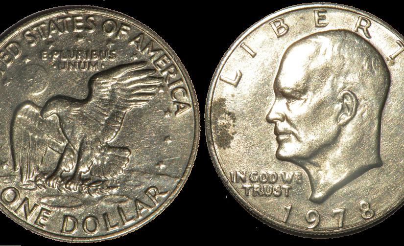 The Eisenhower Dollar