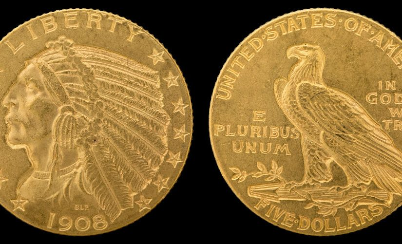 The Indian Head $5 Gold Coin