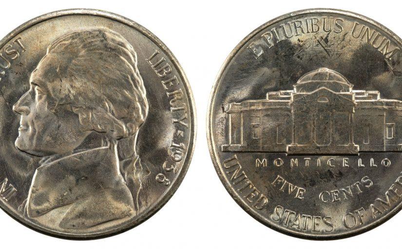 The Jefferson Nickel