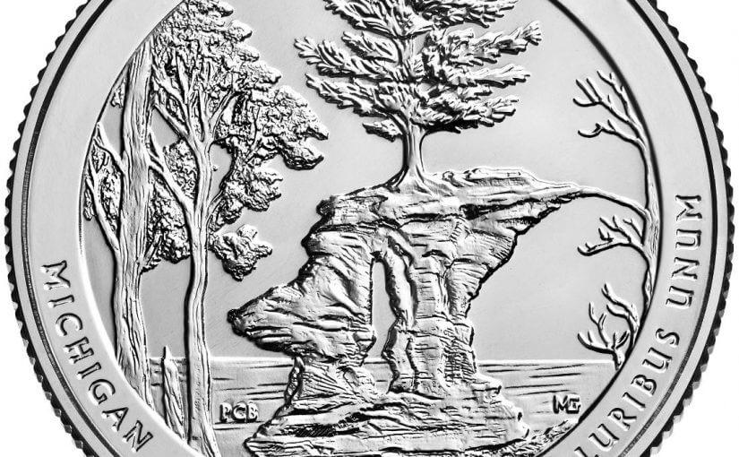 America's Beautiful National Parks Quarter Dollar Coins